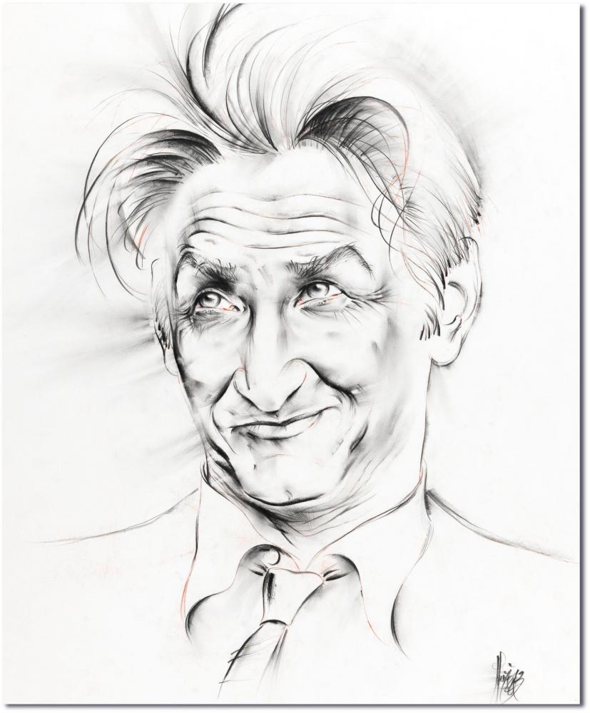 Sean Penn by Vildorius
